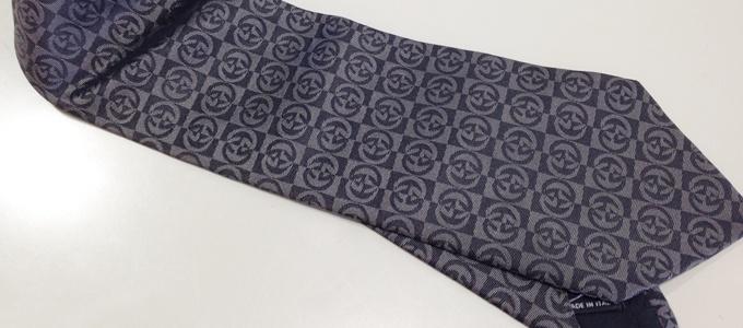 ネクタイの洗濯方法