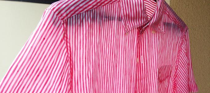 麻のお洋服を洗濯する【プロ直伝】の方法