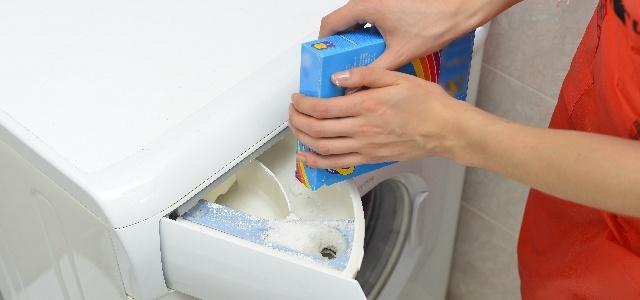 ドラム式洗濯機に入れる粉末・液体の適正な洗剤量とは?