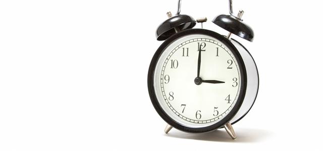 汚れの落としやすさと時間の関係