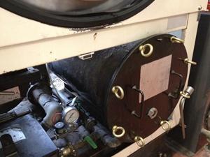 ドライクリーニング機フィルター