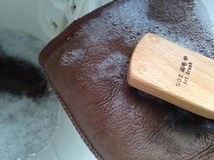 ブラシ洗い1