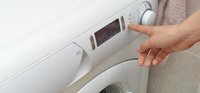 柔軟剤の香りを残す洗濯