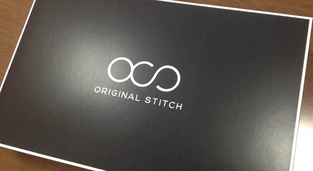 Original Stitch(オリジナルスティッチ)でシャツをオーダーしてみた!
