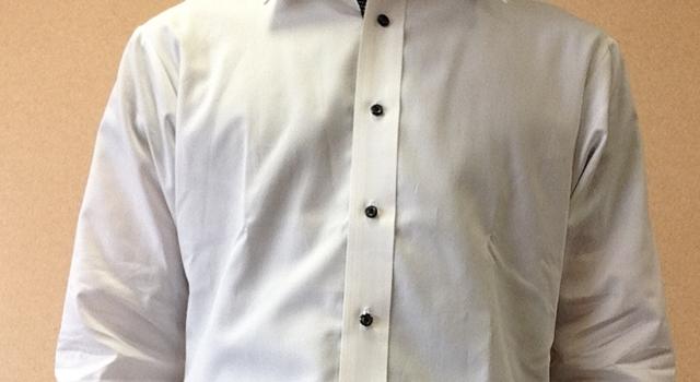 オーダーシャツの肩幅と身幅